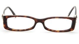 "Tiffany & Co Tf 2016 8015 Havana Eyeglasses Frame 51-15-135 B25 ""Read"" - $34.64"