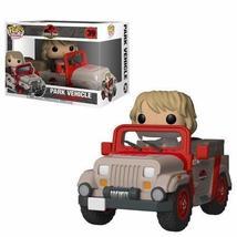 Pop! Rides: Jurassic Park - Park Vehicle - $34.99