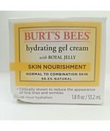 Burt's Bees Hydrating Gel Cream Skin Nourishment 1.8 Fl Oz New  - $9.99