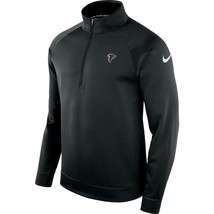 Atlanta Falcons Mens Nike THERMA-FIT 1/2 Zip Pullover Sweatshirt- XL & L... - $42.99