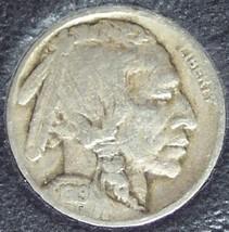 1919-D Buffalo Nickel VF #0482 - $99.99