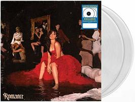 Romance - Exclusive Limited Edition Clear Etched 2x Vinyl LP Camila Cabello - $46.99