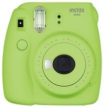 Fujifilm Instax Mini 9 Instant Camera (Lime Green) - $89.99