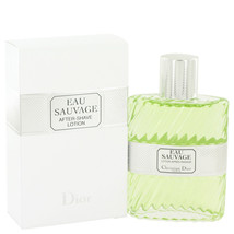 Eau Sauvage Cologne By Christian Dior After Shave 3.4 Oz After Shave - $96.95