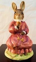 "Royal Doulton Bunnykins Figurine - ""Polly"" DB71 - $20.89"