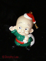 Warner Bros. Looney Tunes Elmer Fudd Christmas Ornament 1977 - $18.99