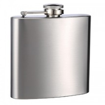 Upgraded 201 Top Shelf 6 oz Hip Flask - €5,49 EUR
