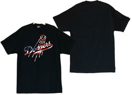Dodgers Stars And Stripes Spirited Image Men's T-Shirts - $20.78+