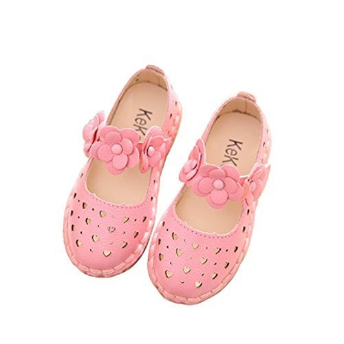 New Korean Girls Princess Shoes Soft Bottom Baby Shoes Peas Shoes