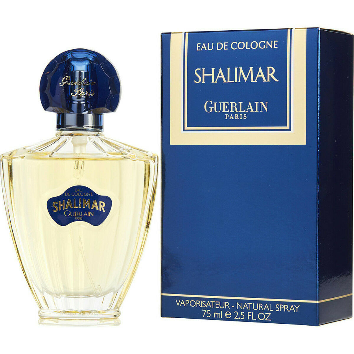 Primary image for Shalimar Guerlain for Women Eau De Cologne Spray 2.5 FL OZ