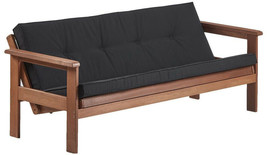 Outdoor Day Bed 600 lb. Weight Capacity Cushions Included Weather Resist... - €723,25 EUR
