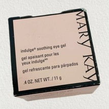 Mary Kay INDULGE Soothing Eye Gel cool and refresh tired eyes moisturizing - $15.47