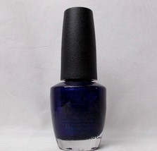 """OPI Nail Lacquer  """" Yoga-ta Get This Blue """"  .5 oz. Bottle - $7.66"""