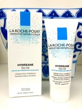 La Roche Posay Hydreane Riche Cream Sensitive Skin 40 ml Exp 8/2020 - $31.67