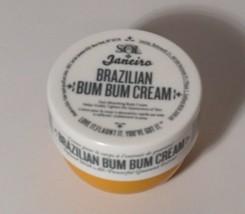 Sol Dr Janeiro Brazilian Bum Cream 25 ML/0.84 FL.OZ. Travel Size New & F... - $10.99
