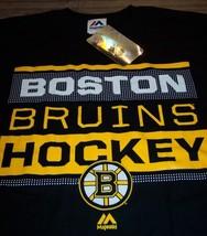 Boston Bruins Nhl Hockey T-shirt Medium New w/ Tag - $19.80