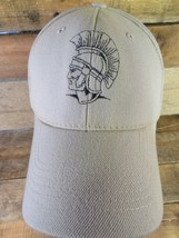 SPARTANS Basketball Size One Size Fitted Adult Hat Cap - $8.90