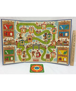 1964 Mother Hubbard Board Game Spinner Card Childrens Mr Fun Cadaco  - £9.15 GBP