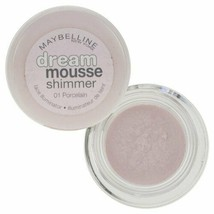 Maybelline Dream Mousse Eyecolor 01 Porcelain - $6.99