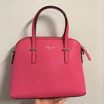Kate Spade PXRU4471 Cedar Street Maise Hand Bag Purse Cabaret Pink NWT - $247.49