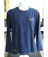 Levelwear HarbourLong Sleeve Tee Shirt NHL Hockey Washington Capitals Me... - $36.63