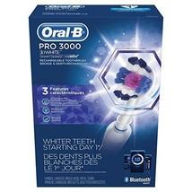 Oral B Pro 3000 3D White Bluetooth Smart Toothbrush. Read Description - $39.99