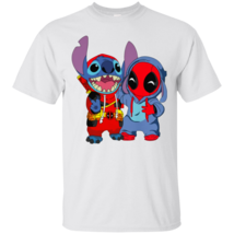 Stitch and Deadpool We Are Best Friends G200 Gildan Ultra Cotton T-Shirt - $19.00+