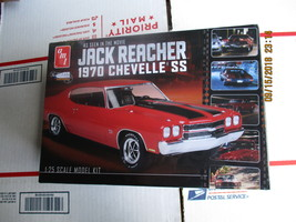 AMT Jack Reacher 1970 Chevelle SS 1/25 scale - $49.99