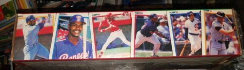 1990 Fleer Baseball Cards [Factory Complete Set] 10th Anniversary Edition