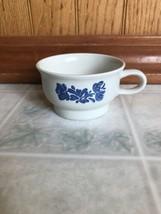 Vintage Pfaltzgraff Yorktowne Stoneware Soup Mugs Handle Bowl  7-1 - $16.83