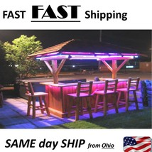 outdoor kitchen BAR lighting system - NEW = 2018 ____ (A218) - $62.10