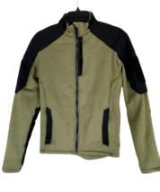 Triple Aught Design TAD Battle Jacket Green Black Rip & Stick Shoulders ... - $233.71