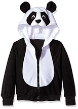 RG Costumes 40513-S Funsies' Parker Panda Hoodie, Child Small/Size 4-6  - $48.84