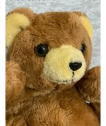 Daekor Vintage Brown Pot Belly Teddy Bear Plush Stuffed Animal Toy. 5004 - $28.00