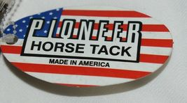 Pioneer Horse Tack Product Number 350 Flat Leather Roping Rein image 3