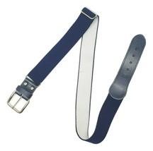 "ADIDAS Youth Baseball Belt Adjustable and Stretchable Navy Blue Size 18"" - 32"" - $9.74"