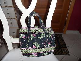 Vera Bradley small toggle handbag in New Hope Pattern (#2) - $10.50