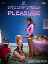 """Pleasure Poster Ninja Thyberg Swedish Movie Art Film Print Size 24x36"""" 27x40"""" #1 - £7.89 GBP+"""