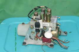 Mercedes W208 CLK320 CLK 430 Convertible Top Hydraulic Pump Motor A2088001748 image 1