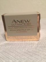 Avon Anew Ultimate Multi-Performance Day Cream w/SPF 25 Travel size .5 o... - $15.83