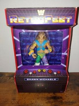 WWE Elite Retrofest Shawn Michaels Rockers Arcade  - $26.18