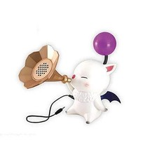 Final Fantasy XIV Moogle speaker classical trumpet type purple type sepa... - $35.83