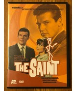 DVD The Saint v3: Roger Moore Jane Merrow Peter Wyngarde Madge Ryan Liam... - $6.29