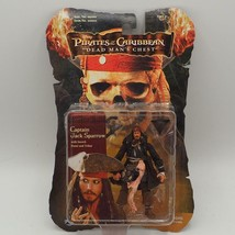 Disney Pirates Of The Caraibico Capitan Jack Sparrow Statuetta Nuovo Inscatolato - $29.91
