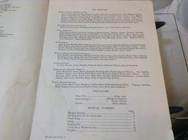 Milady's Bandbox Vintage Musicbook w Piano Sheet Music image 4
