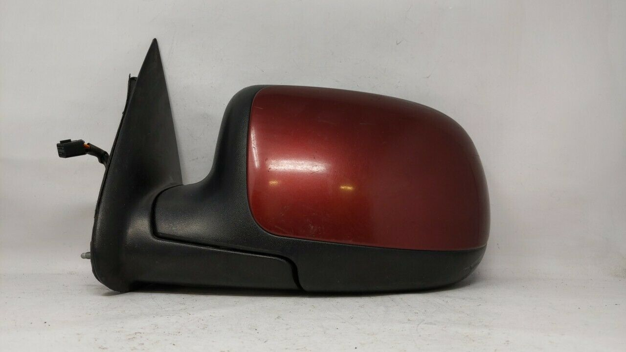 Primary image for 2000-2002 Gmc Yukon Xl 1500 Driver Left Side View Power Door Mirror Red 79996