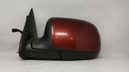 2000-2002 Gmc Yukon Xl 1500 Driver Left Side View Power Door Mirror Red 79996 - $81.08