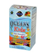 Garden of life oceans dha chewables kids thumbtall