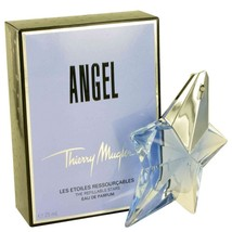 Angel By Thierry Mugler Eau De Parfum Spray Refillable .8 Oz 416887 - $47.08