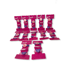 Mattel Inc. Barbie Lot of 12 Set of 3 Hard Plastic/Cloth Girl Hair Tie A... - $24.95